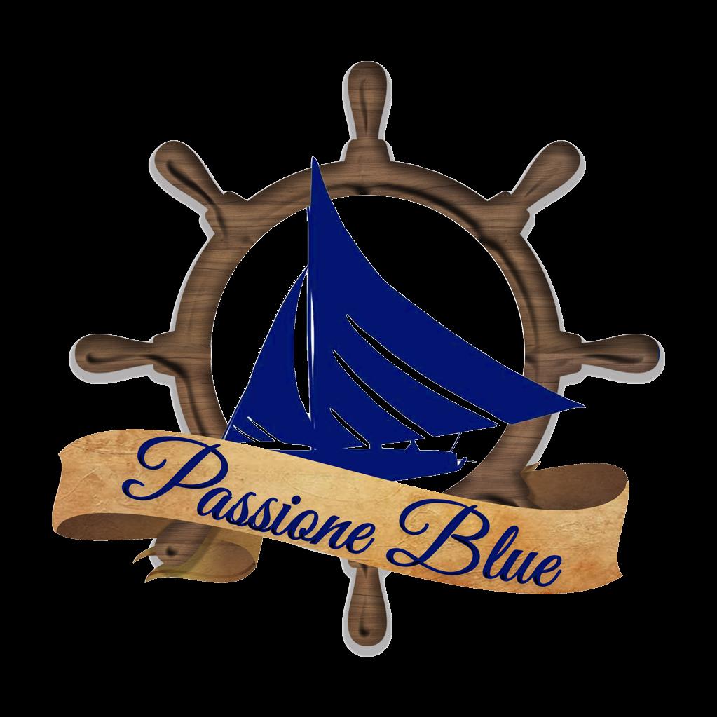 logo passione blue